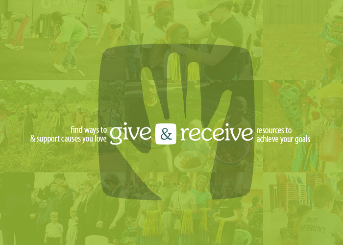 give-and-receive